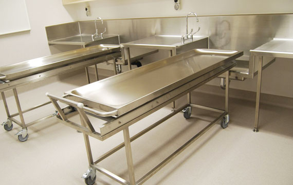 Paslanmaz Çelik Hastane Ekipmanları